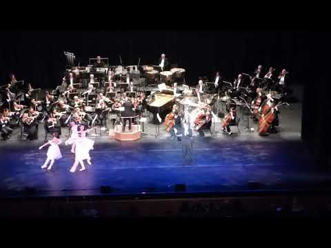 Music of the night - Kavli Theatre - 02/10/18 -  with Anthony Crivello - Music of the Night