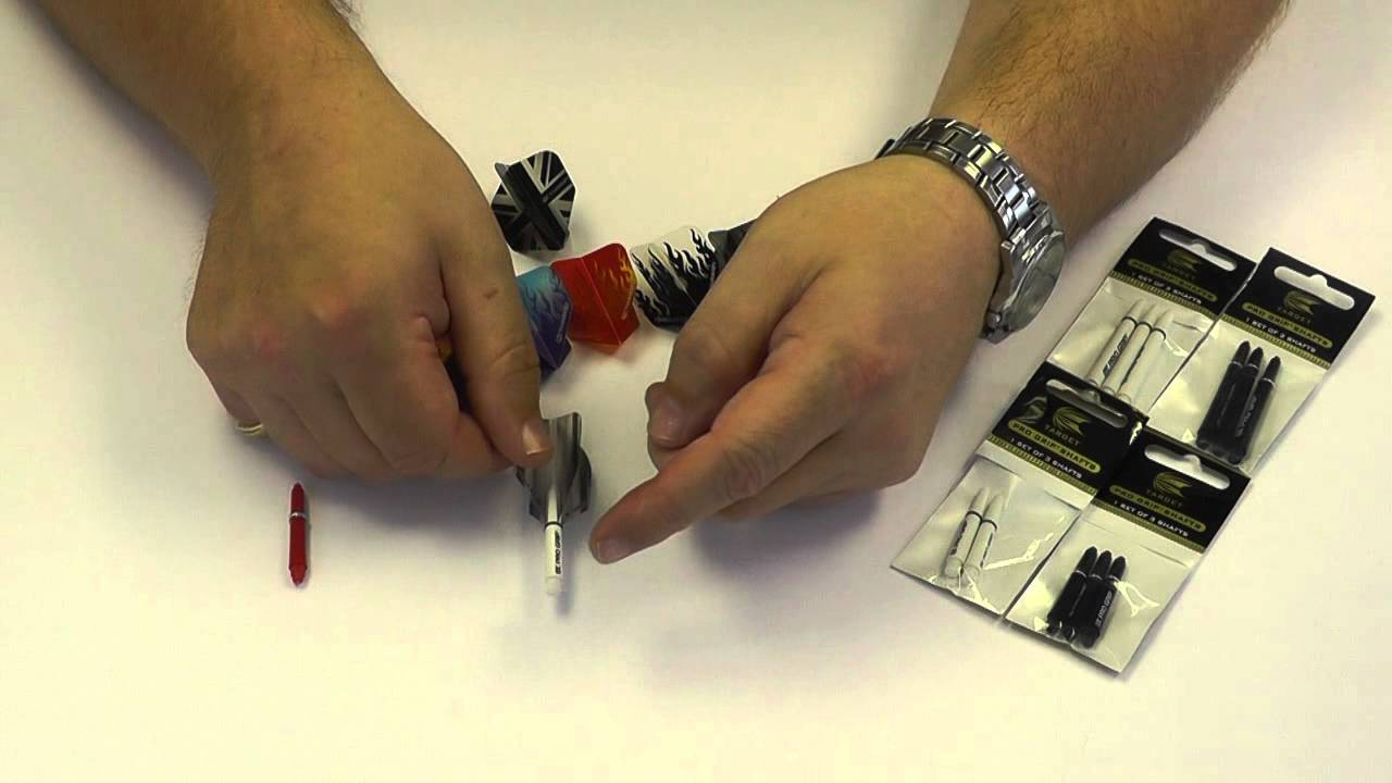 0167be9e2688 Target Pro Grip Shaft - YouTube