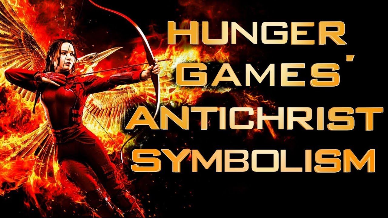 Hunger Games Antichrist Symbolism Excerpt Youtube