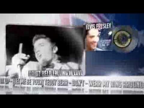 YouTube- TV Ad for Elvis Presley 50 Australian Top Ten Hits 1956-1977 CD