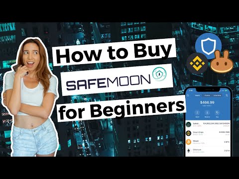 How To Buy SAFEMOON Crypto Coins Using Trust Wallet, BNB \u0026 Pancake Swap | Safest \u0026 Easiest Way