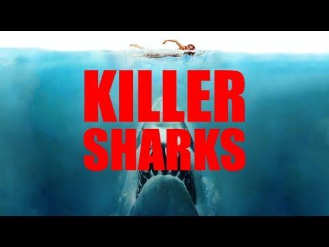 Killer Sharks of Cinema!