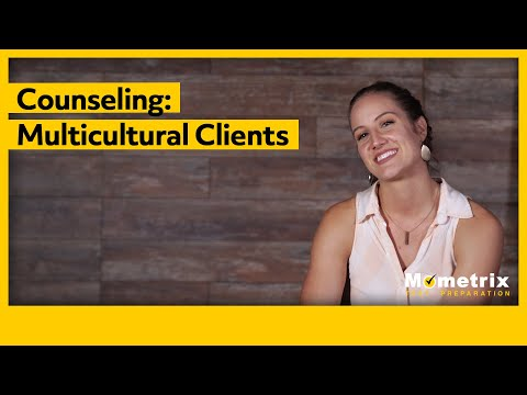 Counseling: Multicultural Clients