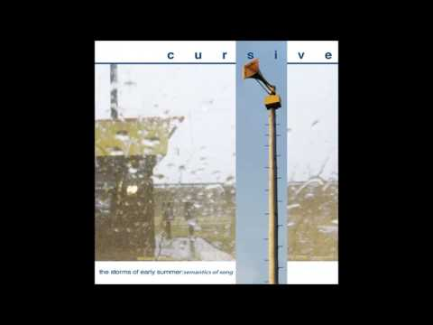 Cursive | The Storms of Early Summer (Full Album)
