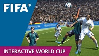 FIFA 14 Tutorial: Using players during throw-ins
