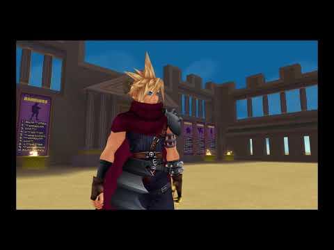 Kingdom Hearts Re:Chain of Memories # 6