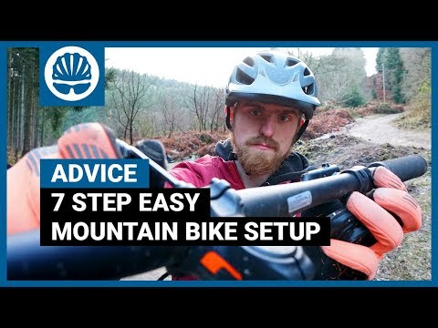 How To Set Up a Mountain Bike | Seb's Easy 7 Step Guide