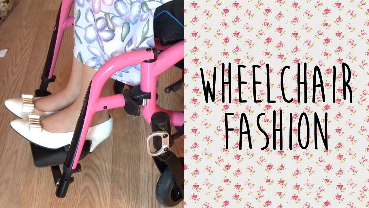 Wheelchair Fashion Tips Tricks Doovi