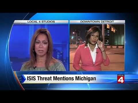 Detroit news anchor forced to apologize for suggesting the city's Arab population had increased the