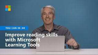 You Can Improve Reading Skills with Microsoft Learning Tools