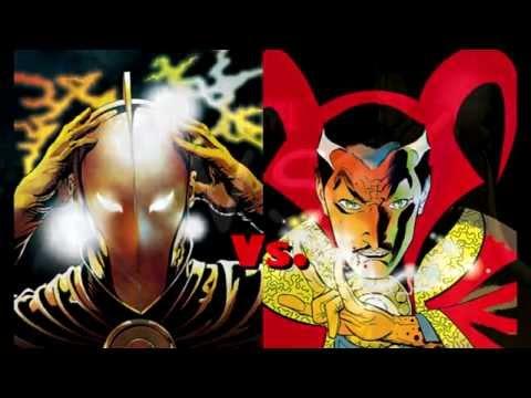 Conoce al heroe | Dr. Fate Vs. Dr. Strange!!