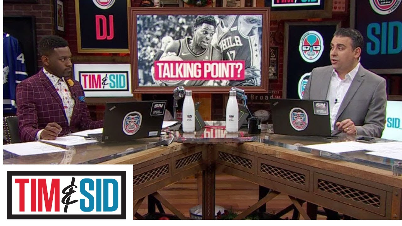 Should The Raptors Give Kyle Lowry The Same Rest As Kawhi? | Tim And Sid