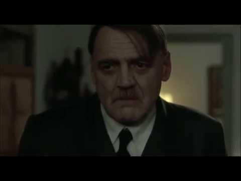 Hitler begynner på tangen