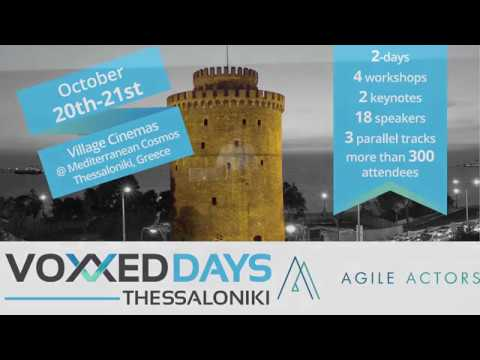 Voxxed Thessaloniki 2016 - Continuous Delivery : Jenkins Docker and Spring Boot