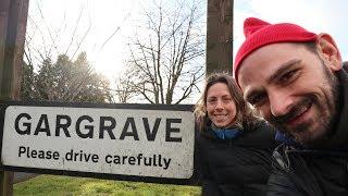 A Walk Through an English Village | Gargrave, Yorkshire