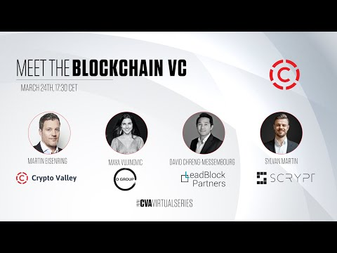 Meet the Blockchain VC Pt 2