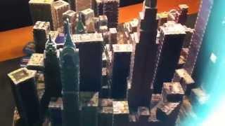 Wrebbit Puzz3D - New York, New York (3141 Pcs) 3D Puzzle