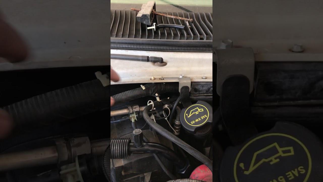 Ford van E250 fix no air from vents