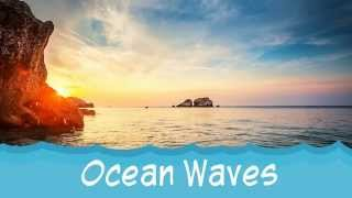 Best Soothing Natural Sounds for Babies to Sleep~Ocean Waves with Seagulls 寶寶聆聽大自然~海浪海鷗