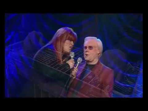 Wynonna Judd & George Jones  -  We´re Gonna Hold On