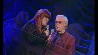 Wynonna Judd & George Jones  -  We´re Gonna Hold On