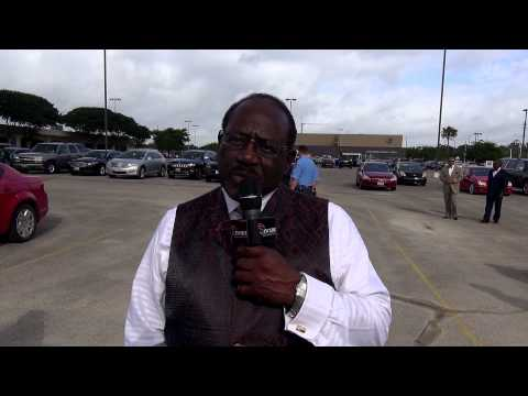 Pastor James Nash Interview - Houston UNITES for the Criminal Justice Reform March & Rally