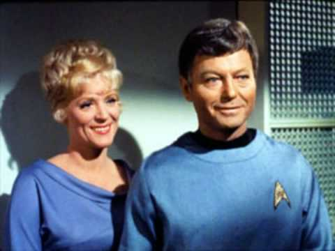 Tribute to Majel Barrett Roddenberry
