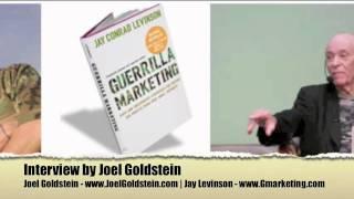 Download Video Jay Conrad Levinson | Guerrilla Marketing Interview - Part 1 MP3 3GP MP4
