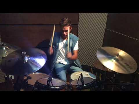 Henrique e Juliano - Abre a Janela / Matheus Mello Drum Cover