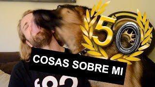 50 COSAS SOBRE MÍ   Dani Clos