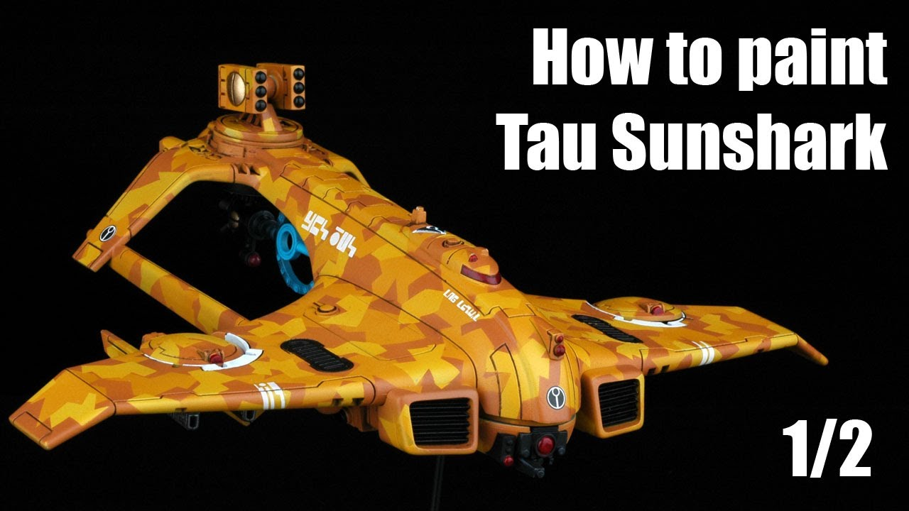 how to paint tau empire pdf