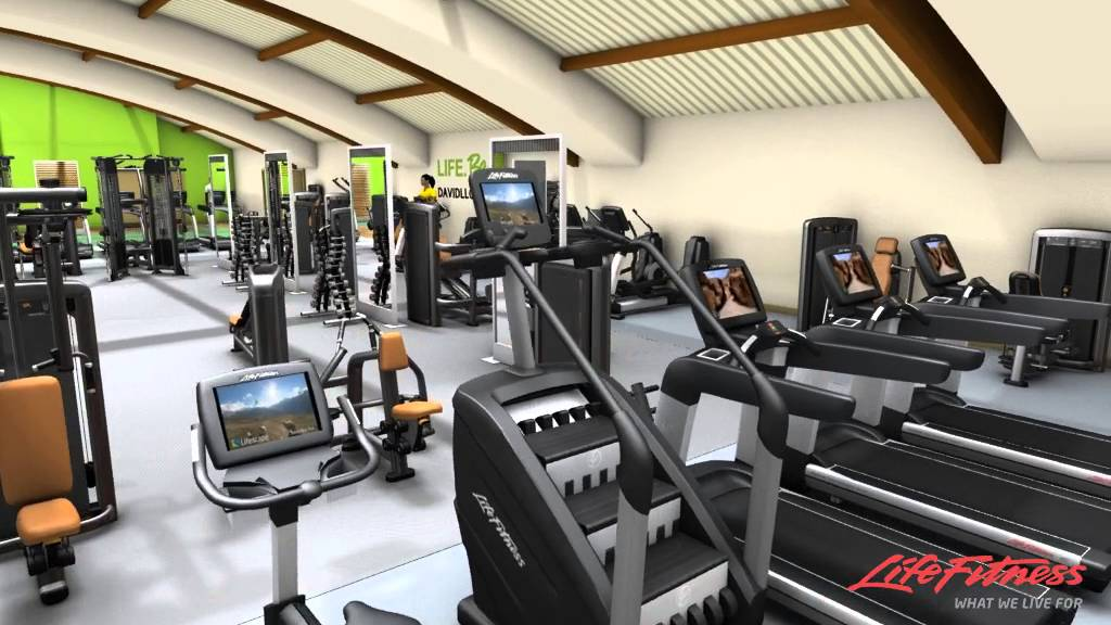 David lloyd gym