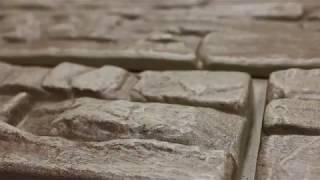 Фасадные панели (цокольные). Обзор и характеристика. Гранд Лайн Крыский сланец.