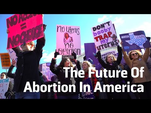 The Future Of Abortion In America Lives Here