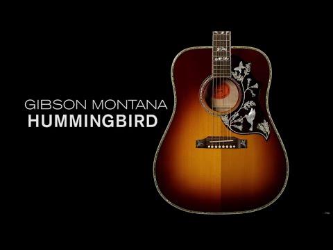 Gibson Montana Hummingbird Overview  •  Wildwood Guitars