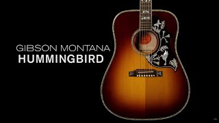 Gibson Montana Hummingbird Overview • Wildwood Guitars