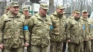В Харькове тренировались отряды теробороны