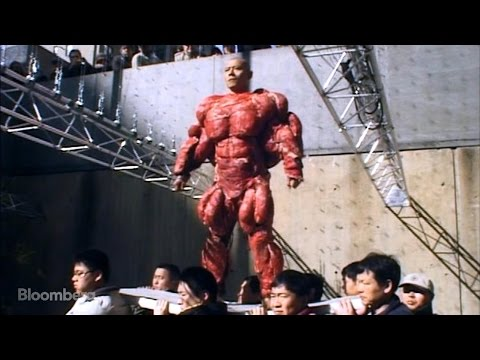 China's First-generation Performance Artist: Zhang Huan   Brilliant Ideas Ep. 18
