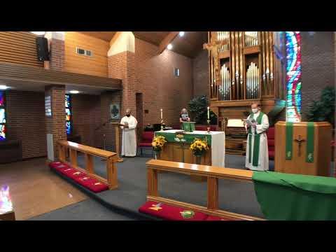 17 Pentecost - Holy Eucharist - Rite II - 9/27/20