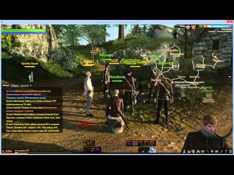 ArcheAge y начало Nordlove обзор игры люди