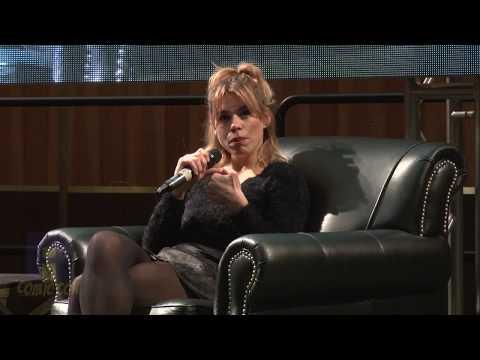 Billie Piper talks about working with Elisabeth Sladen