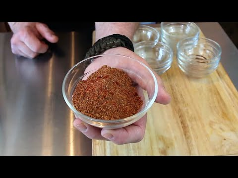 How To Make Blackening Seasoning | It's Only Food W/ Chef John Politte