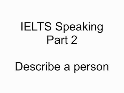 IELTS Speaking for Band 7