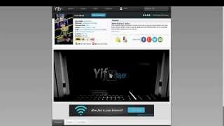 Best movie sites in 2013 for watch movies online free Yify.tv