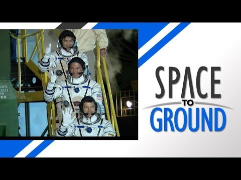 Space to Ground: New Crew Arrives: 7/24/2015