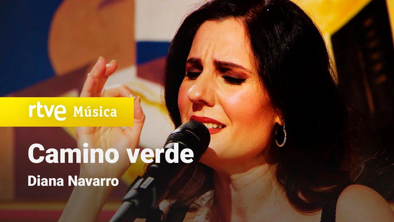 """Diana Navarro - """"Camino verde"""" (Cine de Barrio 2021)"""