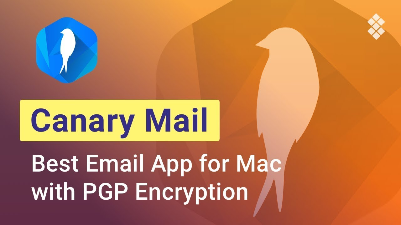 Canary: Secure email app on Setapp