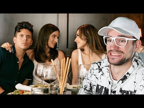 DOUBLE DATE | Rudy Mancuso & Anwar Jibawi | REACTION