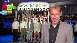 Helge Thun über das Theater Lindenhof & die Gartenschau Balingen