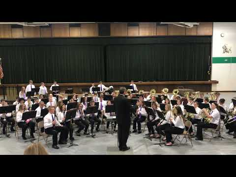 Moscow 1941 - Brian Balmages - Presented by Louisburg Middle School's 7th and 8th Grade Band